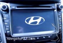 Обзор головного устройства Winca S100 Hyundai i30