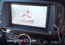 Прошивка и русификация Fine Drive IQ 3D 5000 Kia Soul New