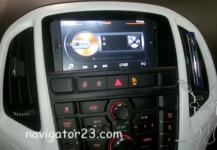 Обзор головного устройства Winca S100 Opel Astra J
