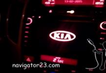 Обзор головного устройства Winca S100 Kia Venga